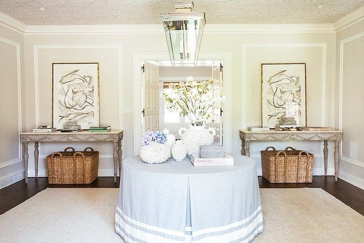 A Chicago Area Design Firm S Neo Traditional Interiors With