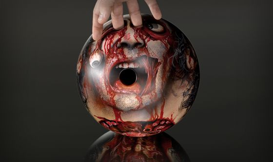 Zombie bowling ballsAwesome Products, Head Bowls, Zombies Bowls, 13Th Street, Zombies Head, Random Stuff, Random Awesome, Bowls Ball, Bowling Ball