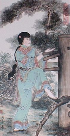 Wing Chun. Aka the founder of Chinese short form boxing was taught by a nun called Ng Mui who was proficient in plum blossom fist. Legend has it when the shaolin temple was burned down Ng Mui fled to a village where a young girl named Wing Chun was being bullied into an arranged marriage. Her only way out was to fight her husband, Ng Mui taught her the most direct boxing techniques using simultaneous attack and defence. - Learn more about New Life Kung Fu at newlifekungfu.com