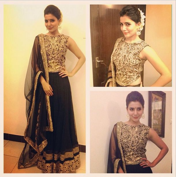 Samantha Ruth Prabhu in Siddartha Tytler