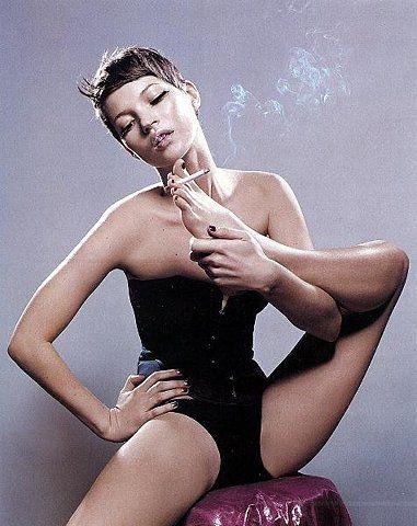 Ron andrews ultimate smoking fetish site