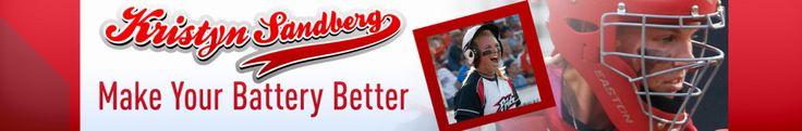 The Pitcher-Catcher Relationship with Kristyn Sandberg | Softball.com Blog