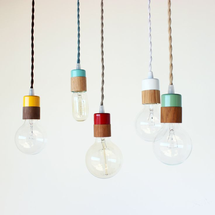 Two-toned pendant lamp form Oneforthythree