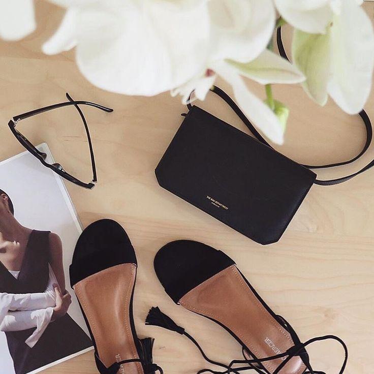 Weekend essential feat. FIDELITY sandals. #jomercershoes #flatlay #sandals