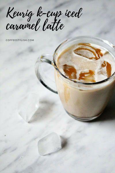 keurig iced caramel latte