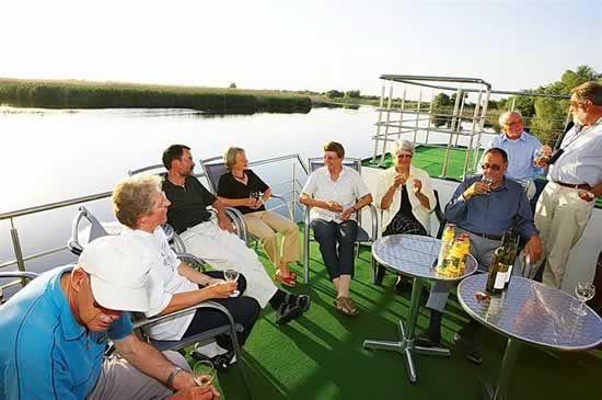 Danube Delta cruises