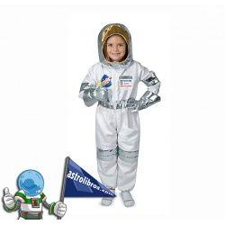 ¿Y si vamos a la Luna? No olvides ponerte el traje de astronauta.