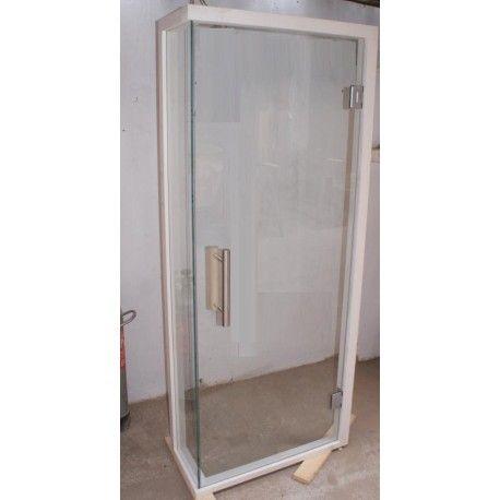 KUBIK | Drzwi do sauny szklane | narożnik szklany | Wejście narożne | Przeszklenie