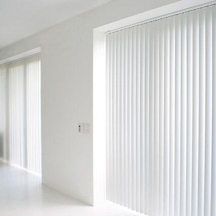 Farmhouse Living Room Blinds