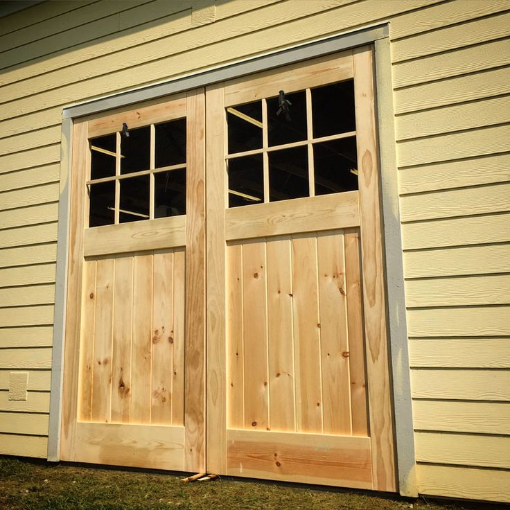 Best 25+ Carriage doors ideas on Pinterest | Shed doors Carriage garage doors and Outdoor shed colour ideas & Best 25+ Carriage doors ideas on Pinterest | Shed doors Carriage ... Pezcame.Com