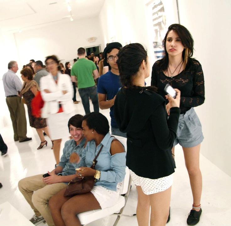 'Collective Memory' exhibition in Miami. © Reagan Rule Photography