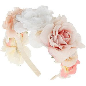 Flower Girl Headband #flowergirlhairpiece #flowerheadband #flowergirlaccessories #weddinghair #flowergirlheadband #weddinghairaccessories #weddings #handmade #flowergirlideas