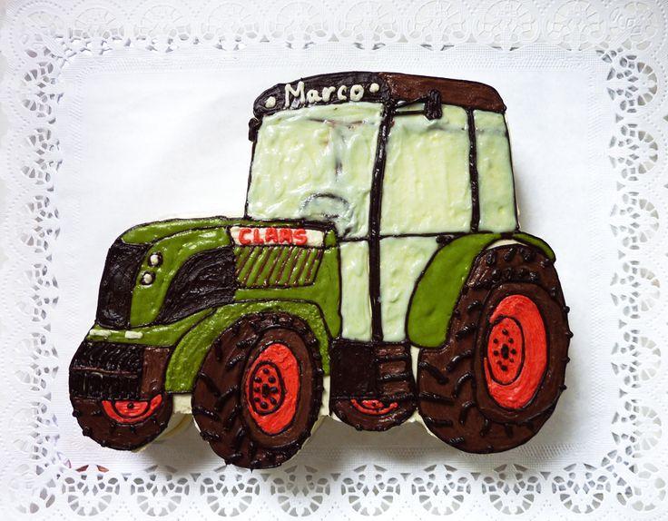 Thementorte Claas Traktor