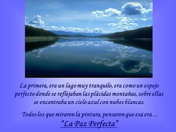 La Paz Perfecta