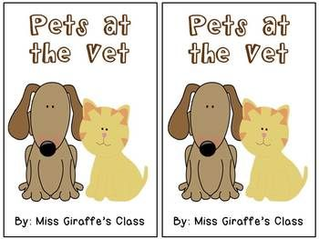 Short E Reader: Pets at the Vet Free