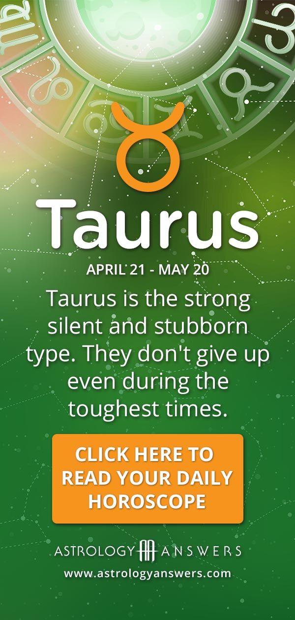 daily taurus horoscope today