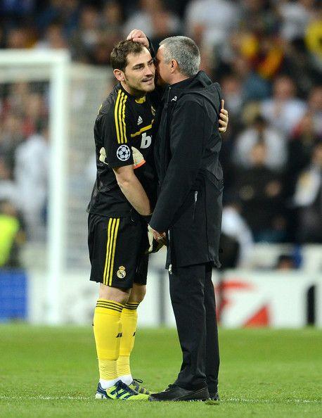 Iker Casillas - Real Madrid CF v Bayern Muenchen - UEFA Champions League Semi Final