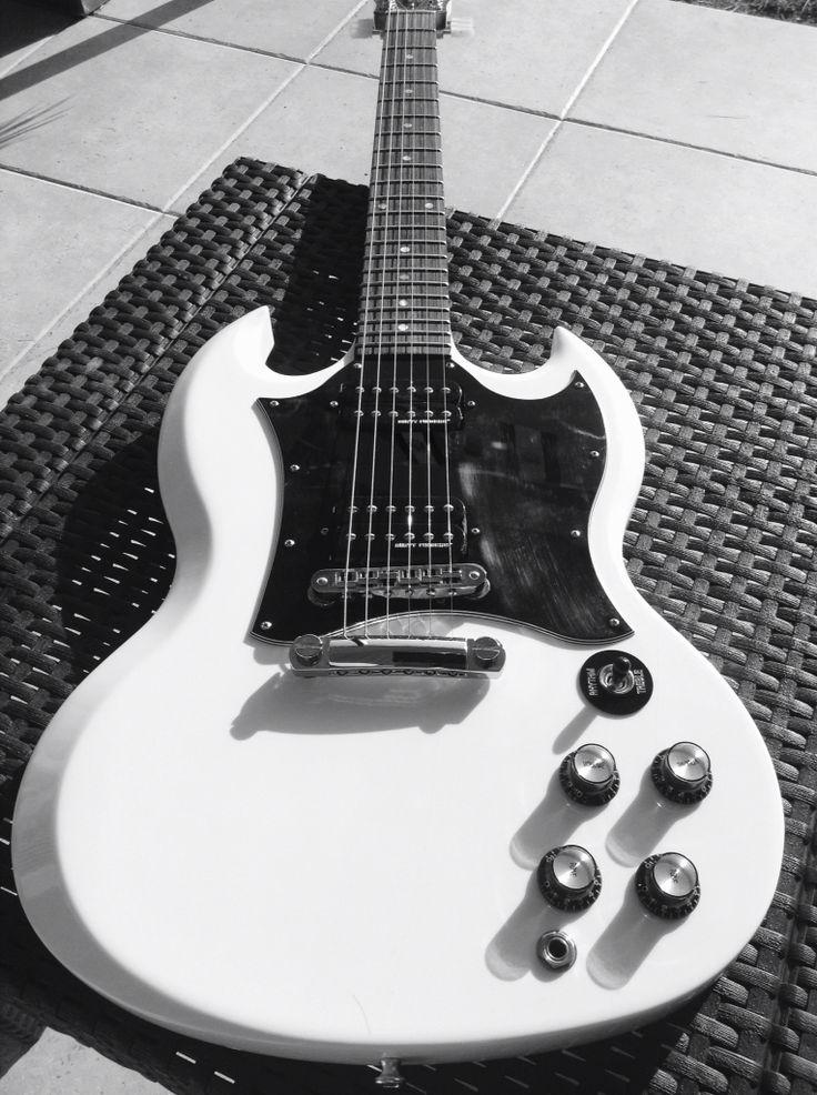 Gibson SG spécial alpine white 2011 Alpine white, Gibson