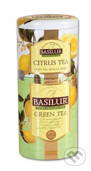 Martinus.sk > Káva a čaj: Citrus & Green