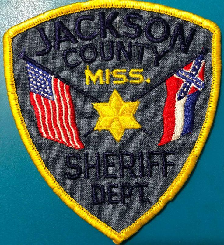 Jackson county sheriff mississippi patch county sheriffs
