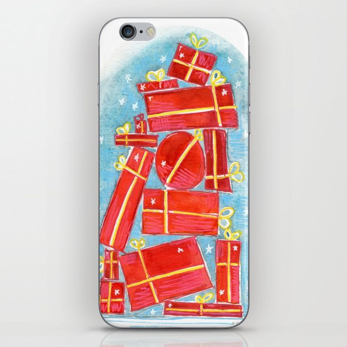 Buy stack of gift iPhone Skin by emiliegeant. Worldwide shipping available at Society6.com. Just one of millions of high quality products available.