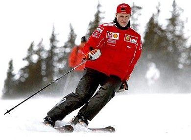 Schumacher sta en situacion 'critika' et su vita corre peril