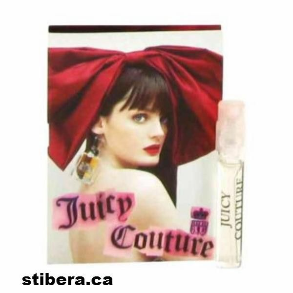 Juicy Couture by Juicy Couture Perfume Sample | Stibera Pins ...