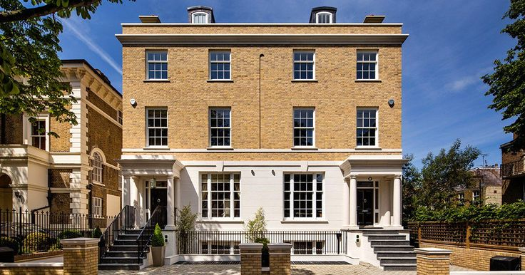 12 The Grove Highgate London, United Kingdom Built 2016  Architect: Stephen Levrant Heritage Architecture