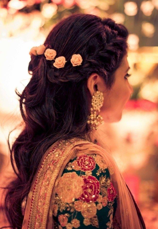 Pin On Punjabi Hairstyle