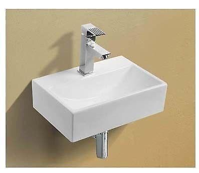 Small Cloakroom Basin: Sinks | eBay