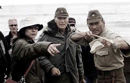 Cartas desde Iwo Jima : Foto Clint Eastwood, Ken Watanabe