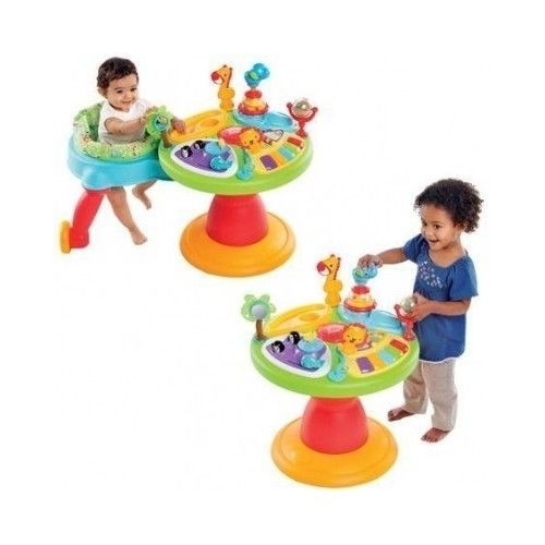 Baby Activity Table Toddler Toy Learning Zippity Zoo Early Child Development  #BrightStarts