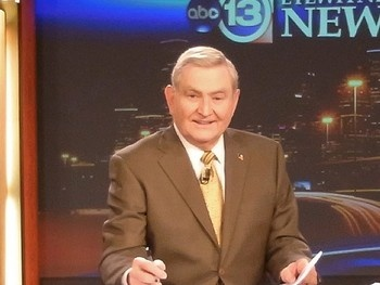 Dave Ward KTRK Channel 13 Houston