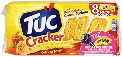 Tuc - Cracker con Pomodoro e Grana Padano - 250 g Tuc http://www.amazon.it/dp/B007KHB6LI/ref=cm_sw_r_pi_dp_C58Kwb0F5MRBD
