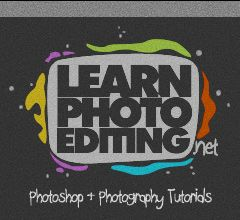 Learn Photo Editing Could just look up freebie tuts with the techniques mentioned for each editing lesson shown here. Very Cool!