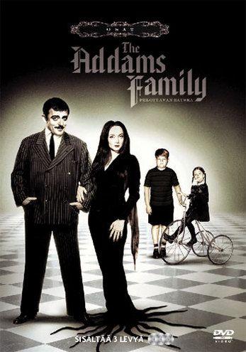 Addams Family - kausi 2 dvd
