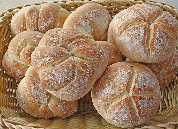 Kaisersemmeln / Kaiserbrötchen, ein leckeres Rezept aus der Kategorie Brot und Brötchen. Bewertungen: 263. Durchschnitt: Ø 4,6.