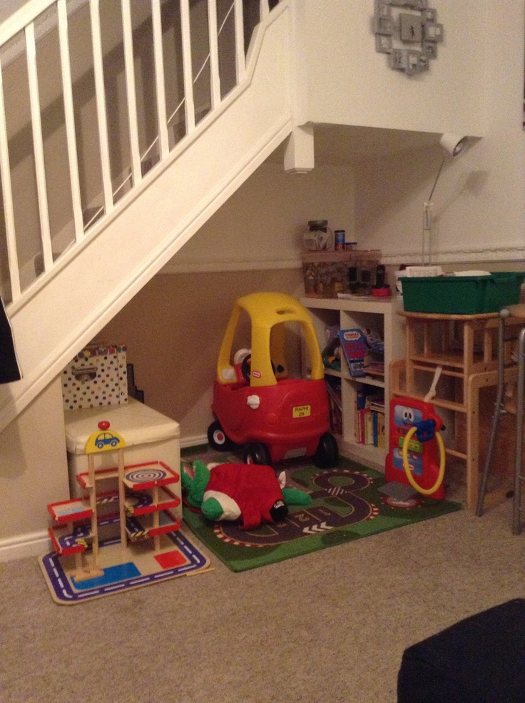 8 Best Images About Under Stairs Baby Play Area On