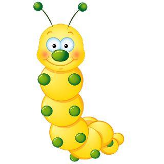 Caterpillar - Clipart Online