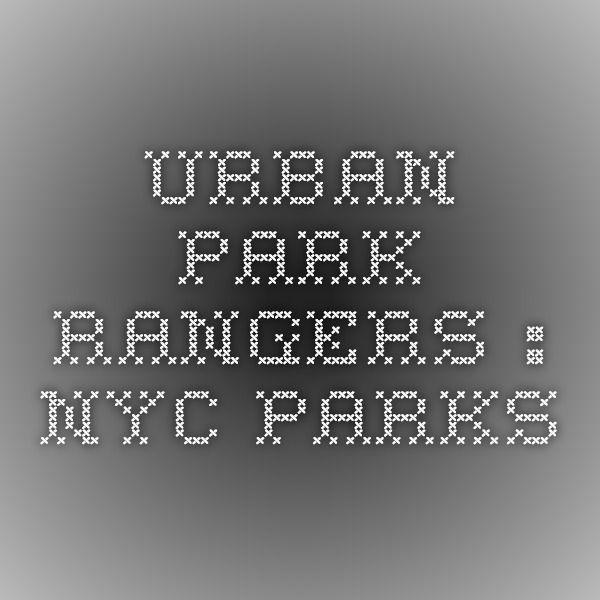 Urban Park Rangers : NYC Parks