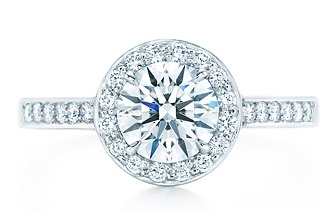 Tiffany Embrace Ring...so gorgeous    All the Credit to Tiffany & Co thanks for the sparkles