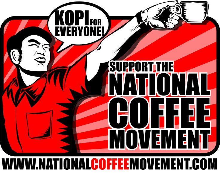National Coffee Day 2016 | Kopi for everyone! | National Coffee Movement