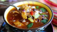 Slow Cooker Mexican Chicken Soup Recipe | Ree Drummond | Food Network