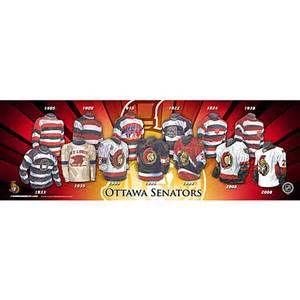 ottawa senators hockey jersey history - Yahoo Image Search Results