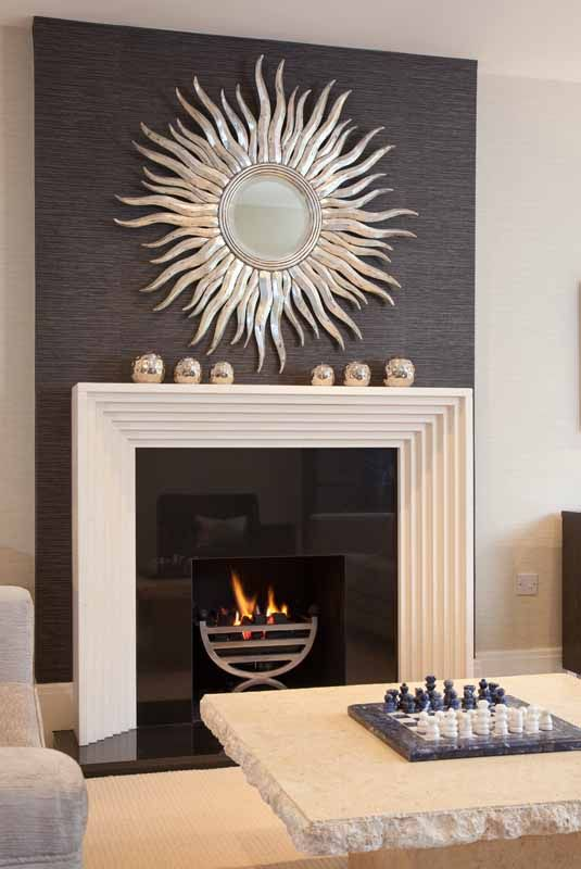 1000 Ideas About Art Deco Fireplace On Pinterest Fireplaces Deco And Art Deco Interiors