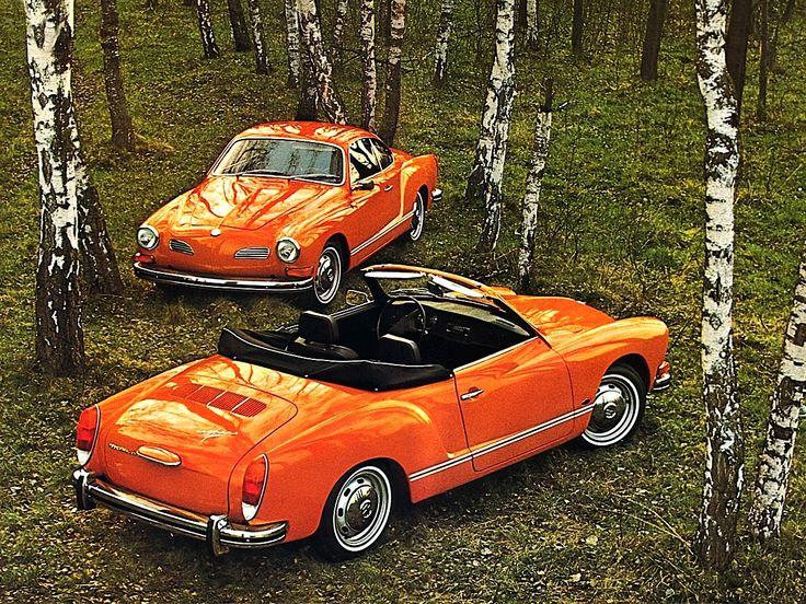 #Volkswagen Karmann-Ghia