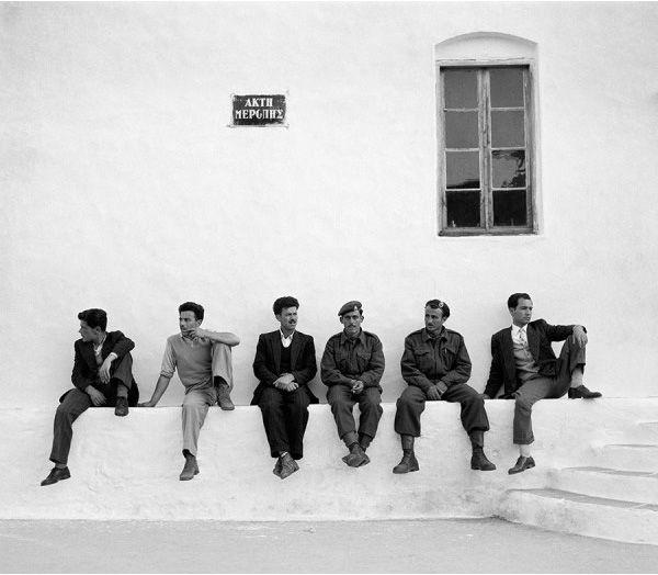 Dimitrios Harissiadis, Sifnos, 1956 © Benaki Museum Photographic Archive
