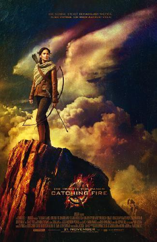Tribute von Panem / The Hunger Games - Catching Fire   Katniss Everdeen