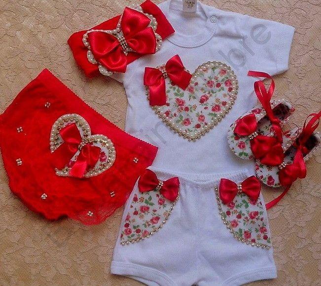 Kit Menina  Contém no Kit:  1 Body  1 short  1 faixa  1 calcinha    Favor antes de compraar informar tamanho e cor desejada! Obrigada