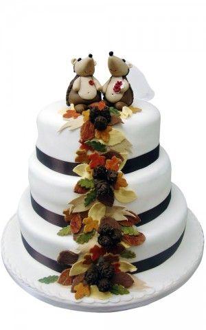 Hedgehog Cake!
